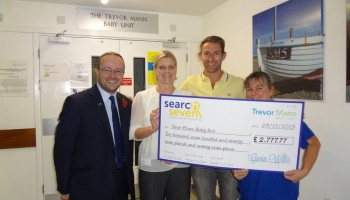 S7 Teds Trophy Cheque Presentation at TMBU - smaller