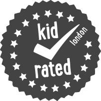 Kidrated - Logo