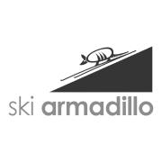 Ski Armadillo - Logo