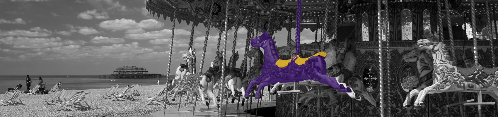 Carousel Brighton - West Pier