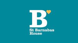 st barnabas house logo