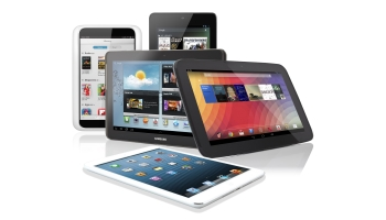 tablet usage for search marketing