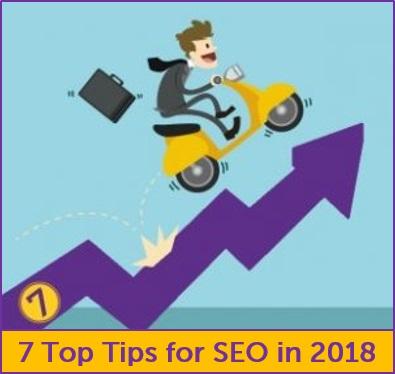 7 top tips seo 2018