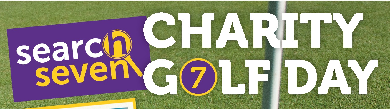 Charity golf day 2018 - Search Seven